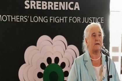Srebrenitsa Anneleri'nden Avrupa'ya çağrı