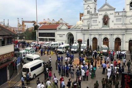 Sri Lanka'da kilise ve otellerde patlama: Ölü ve yaralılar var