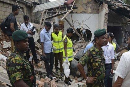 Sri Lanka'daki patlamalarda ölü sayısı 359'a yükseldi