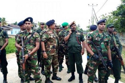 Sri Lanka'daki silahlı çatışmalarda 6'sı çocuk 15 kişi öldü
