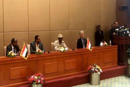 Sudan'da anayasa bildirisi ön anlaşması imzalandı