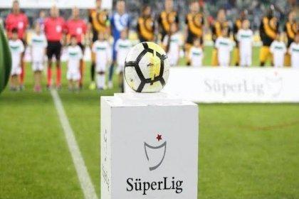 Süper Lig 14. hafta puan durumu ve maç sonuçları