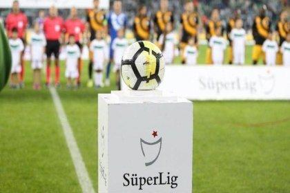 Süper Lig'de 15. hafta sonrası puan durumu