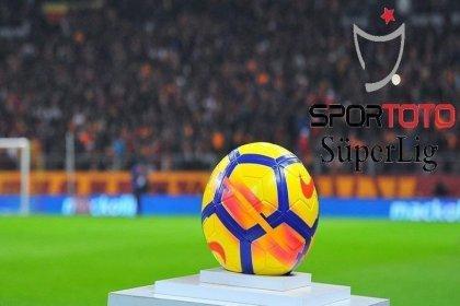 Süper Lig'de 17. hafta puan durumu