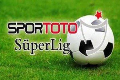 Süper Lig'de 23 ve 24. hafta maçlarının programı belli oldu