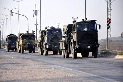 Suriye sınıra askeri sevkiyat devam ediyor
