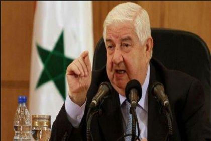 Suriye'den açıklama: 'Türkiye ile çatışma istemiyoruz'