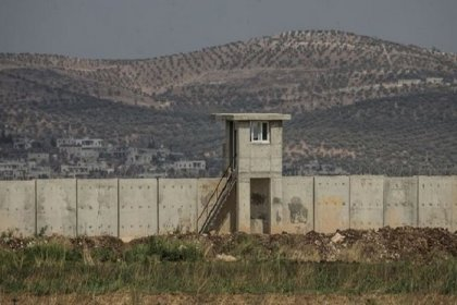 Suriye'den TSK gözlem noktasına taciz atışı