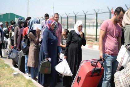 Suriyeliler dönmek istemiyor