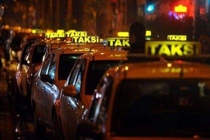 Taksilerde zamlı tarife bu gece başlıyor