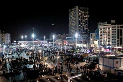Taksim Meydanı araç trafiğine açıldı