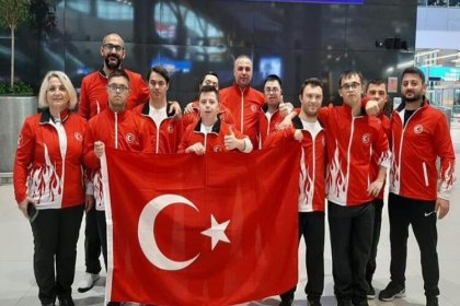 Talha Ahmet Erdem dünya şampiyonu oldu