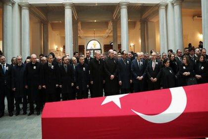 Tarihçi Kemal Karpat için İstanbul Üniversitesi'nde tören düzenlendi