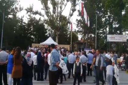 Taşköprü Kültür ve Sarımsak Festivali'nde toplu sünnet töreni düzenlendi