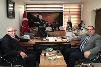 Tekirdağ Büyükşehir Belediye Başkanı Albayrak'tan Alpullu Belediyesine ziyaret