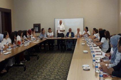 Tekstil İşçileri Sendikası'nda toplumsal cinsiyet eşitliği eğitimi