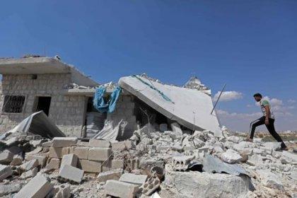 Times: Esad rejimi, 'güvenli koridor' açtıktan saatler sonra bombardımana başladı