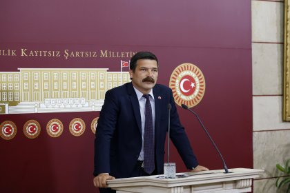 TİP Genel Başkanı Erkan Baş: Muhalefet AKP'yle uzlaşmayı aklından geçirmesin