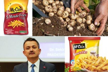 TKP: Türkiye'nin değil patatesin beka sorunu var