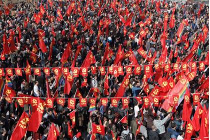 TKP'den İstanbul'da coşkulu miting: Aynı gemide değiliz!