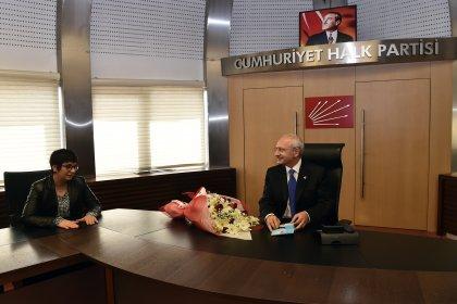 TMMOB Mimarlar Odası'ndan Kılıçdaroğlu'na ziyaret