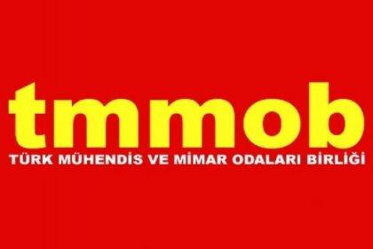 TMMOB hazırladığı 'Yerel Yönetimler Seçim Bildirgesi'ni yayınladı