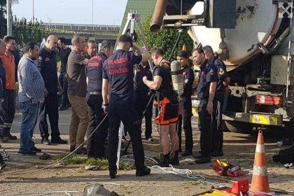 Trabzon'da iş cinayeti: Kanalizasyona düşen işçi hayatını kaybetti