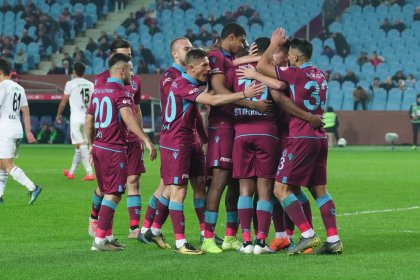 Trabzonspor 4-1 Altay