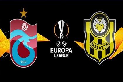 Trabzonspor ile Yeni Malatyaspor'un Avrupa Ligi'ndeki rakipleri belli oldu