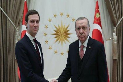 Trump'ın damadı Jared Kushner Ankara'da