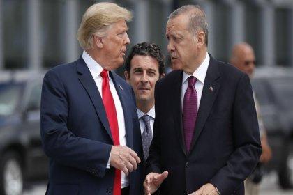 Trump'tan Erdoğan'ın tweetine yanıt: 'Terörizmi bitir'