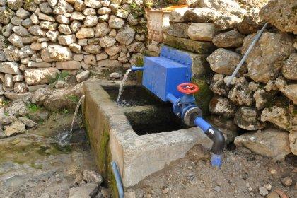 Tufanbeyli halkı sağlıklı içme suyuna kavuşuyor