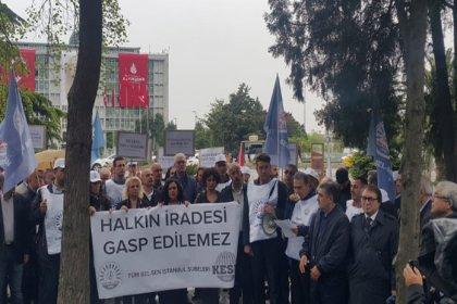 Tüm Bel-Sen: 23 Haziran'da Ekrem İmamoğlu'nu destekleyeceğiz