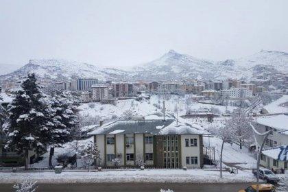 Tunceli'de 120 yol kapalı, 40 köy elektriksiz