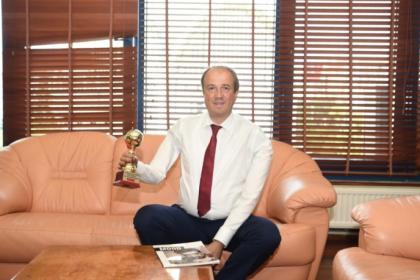 Turan Hançerli'ye yaşam boyu başarı ödülü