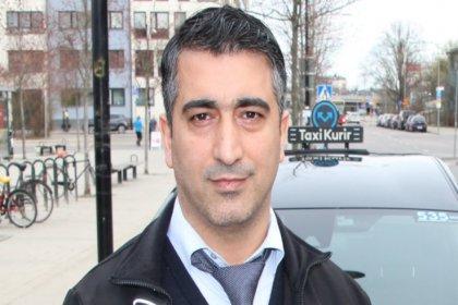 Türk taksici, İsveç'te gündem oldu