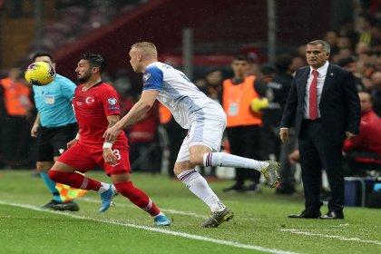 Türkiye 0- İzlanda 0