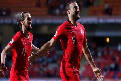 Türkiye, Arnavutluk'u 1-0 yendi