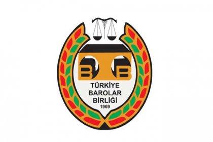 Türkiye Barolar Birliği'nde Olağanüstü Genel Kurul için süreç başladı