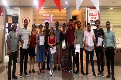 Türkiye Gazeteciler Sendikası'ndan Öykü Arin için kök hücre bağışı
