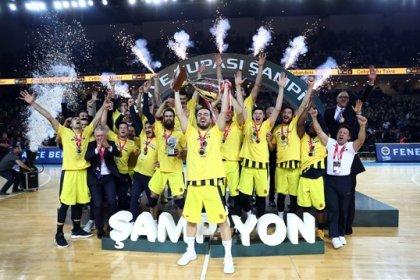 Türkiye Kupası şampiyonu Fenerbahçe oldu