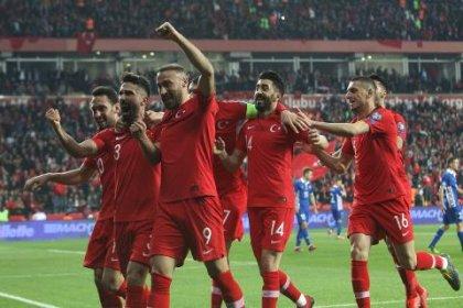 Türkiye, Moldova'yı 4-0 yendi