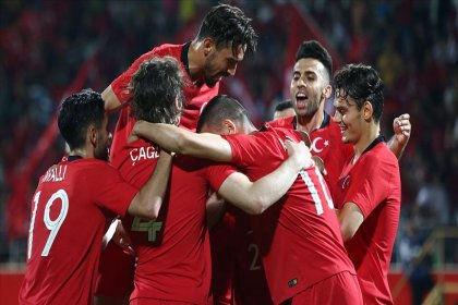 Türkiye, Özbekistan'ı 2-0 mağlup etti