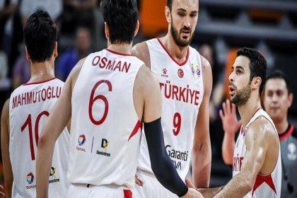 Türkiye, Yeni Zelanda'ya 101-102 yenildi