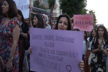 'Türkiye'de kadın hakları konusunda geri adımlar atılıyor'