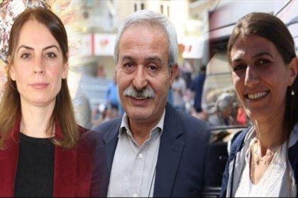 Tutuklanan HDP'li başkanlar Diyarbakır'dan Kayseri'ye sevk edildi