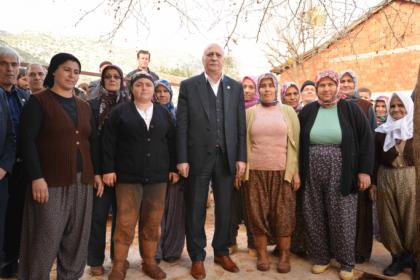 TZOB: Tarımda çalışan kadınların yüzde 92,7'si sosyal güvenlik sistemine kayıtlı değil