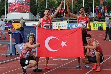 U20 Avrupa Atletizm Şampiyonası'nda Türkiye'den muhteşem kapanış