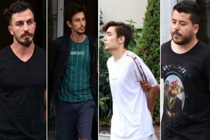 UEFA Süper Kupa final maçında sahaya dalan YouTuber Ali Abdülselam Yılmaz ve 4 arkadaşı adli kontrol şartıyla serbest bırakıldı