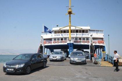 Ulaştırma Bakanlığı yönetmelik yayınladı: İzmir'de arabalı vapurda araç içindeki yolculardan da ücret alınacak